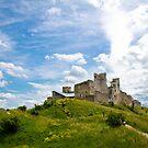 Castle of Rakvere by Maris Stanley