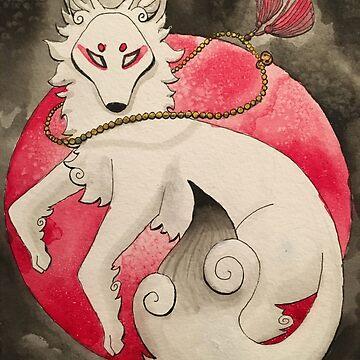 Red Spirit by Kitzeles