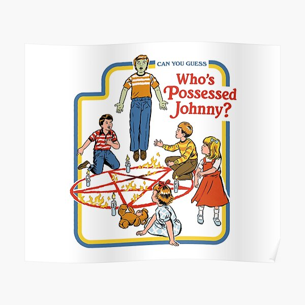 Who's Possessed Johnny? Poster