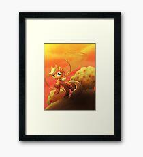 Applejack's Lasso Framed Print