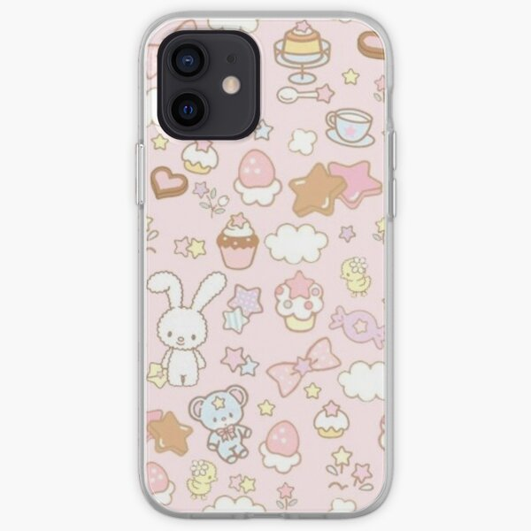 Pastel Kawaii iPhone Soft Case