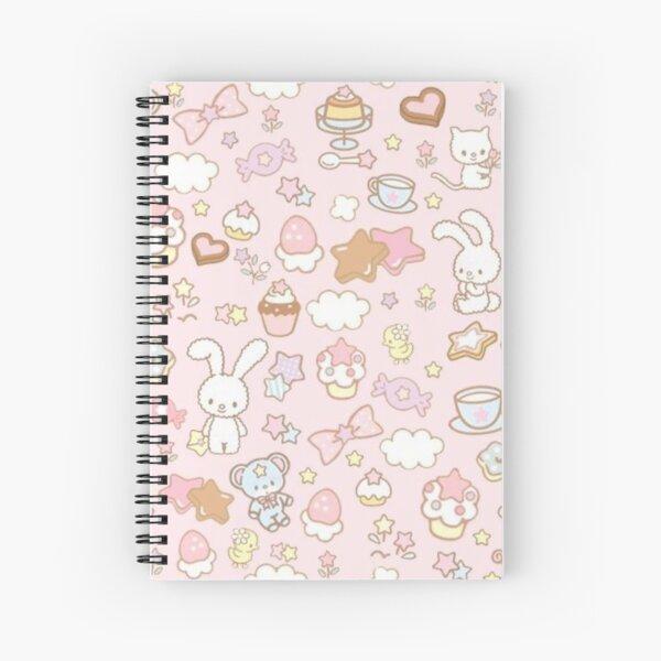 Pastel Kawaii Spiral Notebook