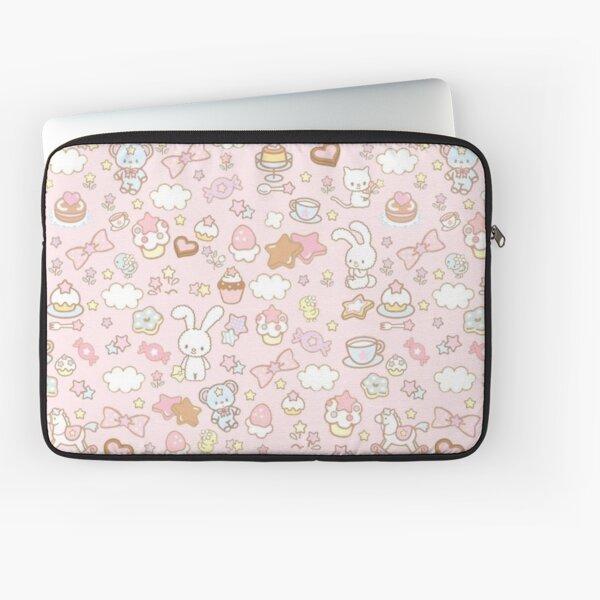 Pastel Kawaii Laptop Sleeve
