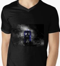 The Doctor and his blue box T-Shirt