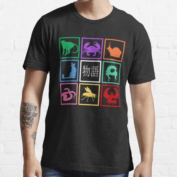 Monogatari Essential T-Shirt