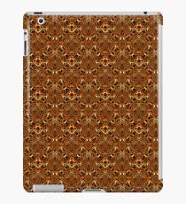Golden Swirls iPad Case/Skin
