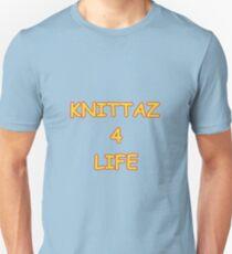 Knittaz 4 Life T-Shirt
