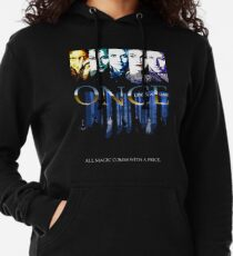 ONCE Leichter Hoodie