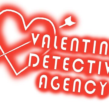 Valentine Detective Agency by BlueDeja