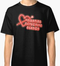 Valentine Detective Agency Classic T-Shirt
