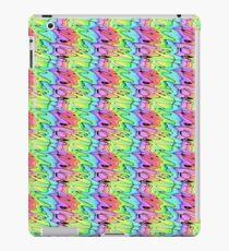 Blurry Rainbow iPad Case/Skin
