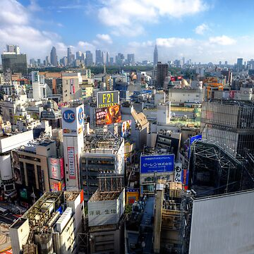 """""""Good morning, Tokyo!"""" (Japan) by PDR75"""