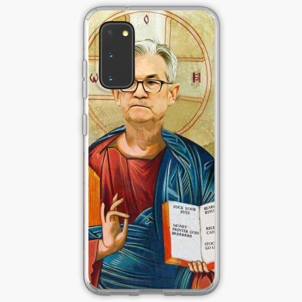 Jerome Powell Jesus Samsung Galaxy Soft Case