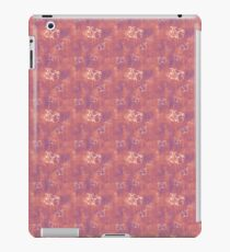 Antique Butterflies on Purple and Pink iPad Case/Skin