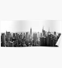 """Jazz"" (New York) Poster"
