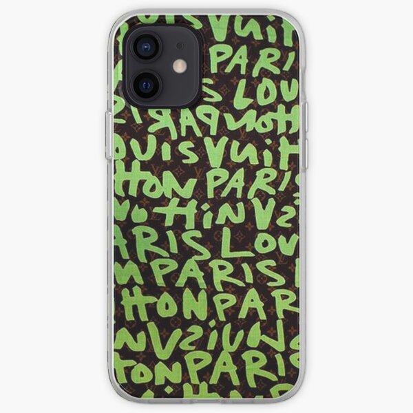 cuello patrón Funda blanda para iPhone