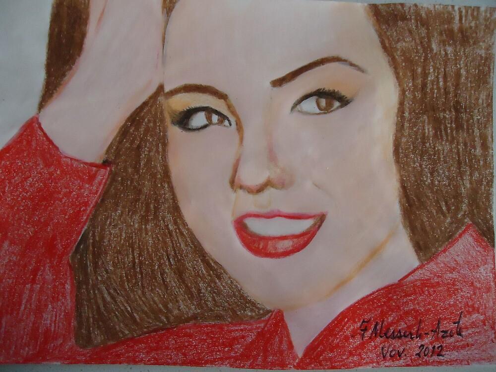 Thalia ...the pretty woman.... by fladelita