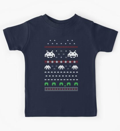 Holiday Invaders Kids Clothes