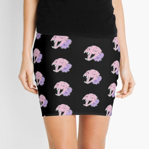 Cat Skull Moon Magik Mini Skirt