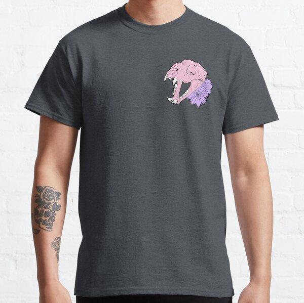 Cat Skull Moon Magik Classic T-Shirt