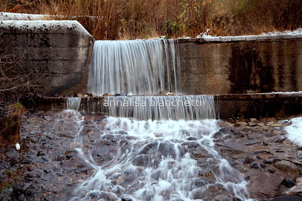 Waterfall 6 by annalisa bianchetti