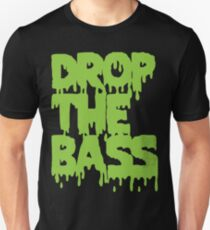 Drop The Bass (Melt) [neon] T-Shirt