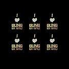 Bling Bling by inkedsandra