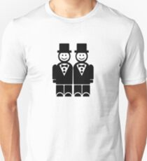 Gay Wedding Unisex T-Shirt