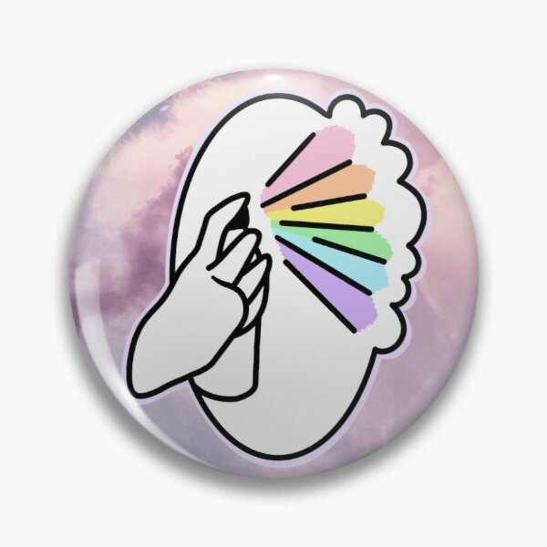 Paint The Town Gay Pin