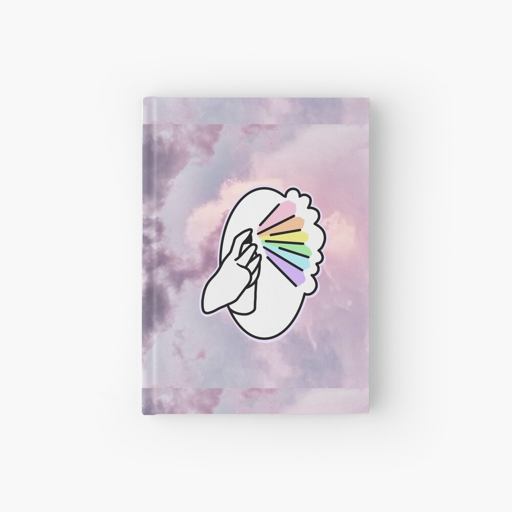Paint The Town Gay Hardcover Journal