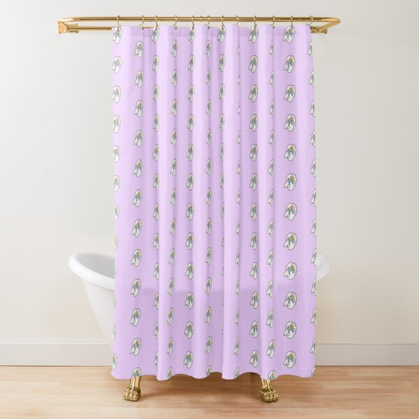 Paint The Town Gay Shower Curtain