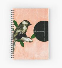 waiting for the night Spiral Notebook