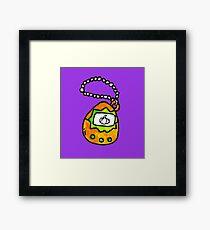 pumpkingotchi Framed Print