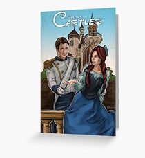 Castle's Castles Greeting Card