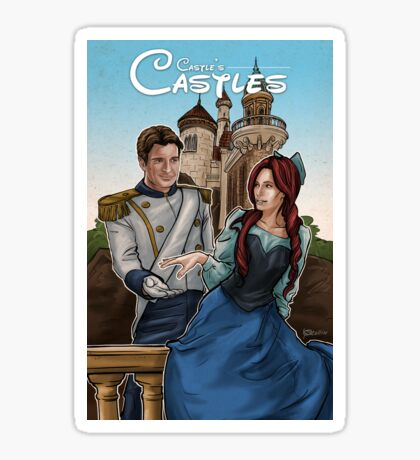 Castle's Castles Sticker