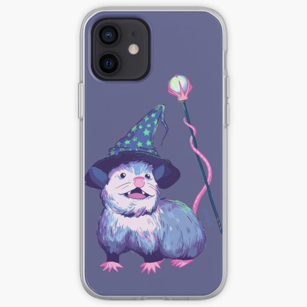 Opossum Wizard iPhone Soft Case