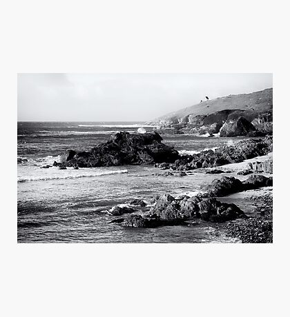 Savage Coast, Audierne  2012 Photographic Print