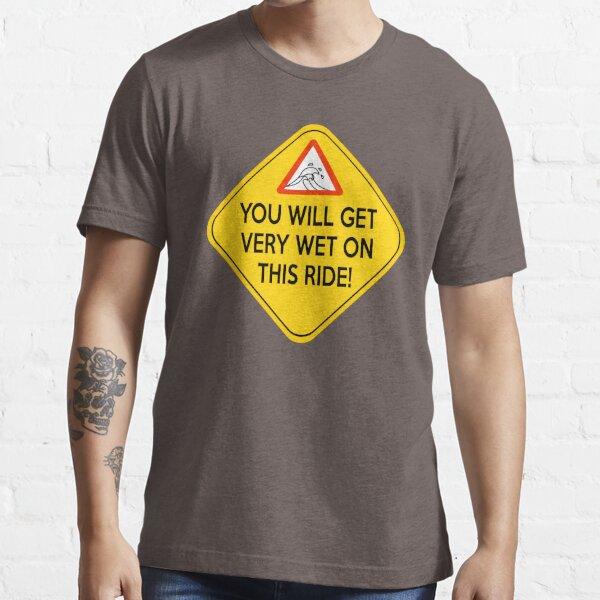 Wet ride Essential T-Shirt