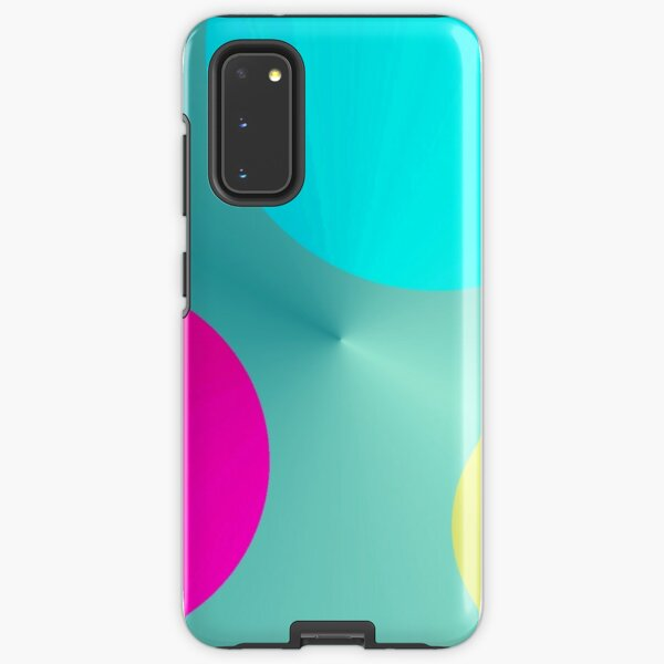 Re-Created DOTS 10 by Robert S. Lee  Samsung Galaxy Tough Case