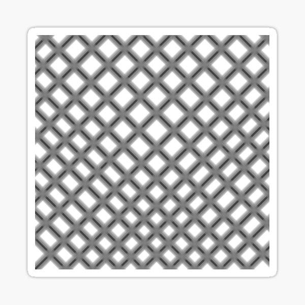 Cross Check Sticker