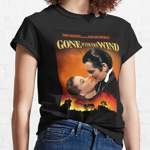 Hilang Bersama Angin Mamiri Gone With the Wind  Classic T-Shirt