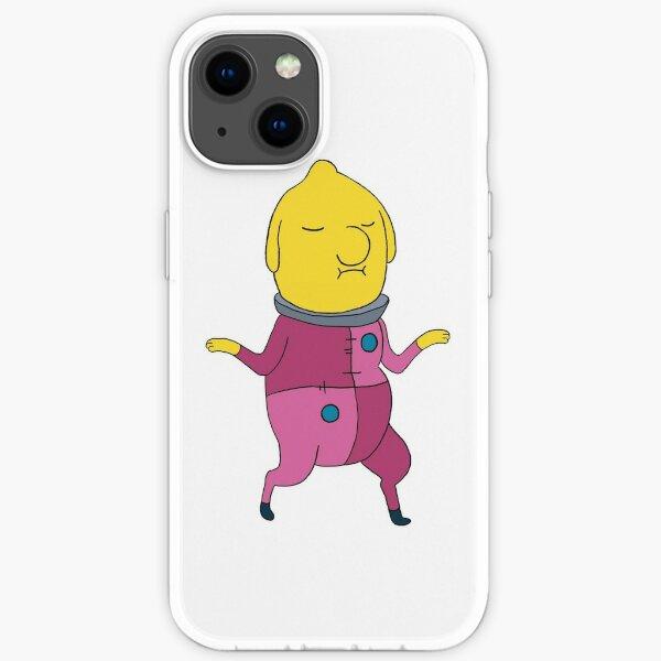 lemongrab dancer floor show iPhone Soft Case