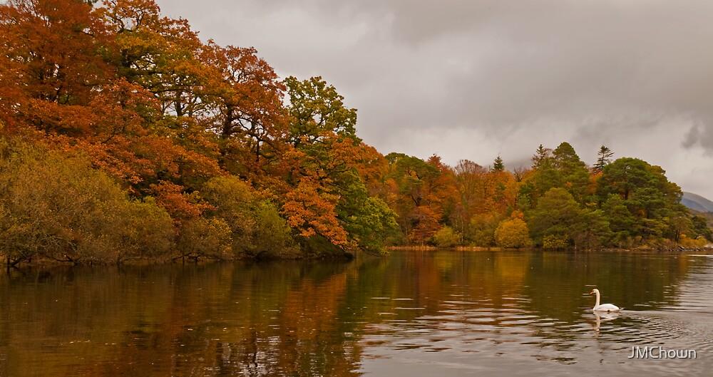 Autumn at Derwent Water by JMChown