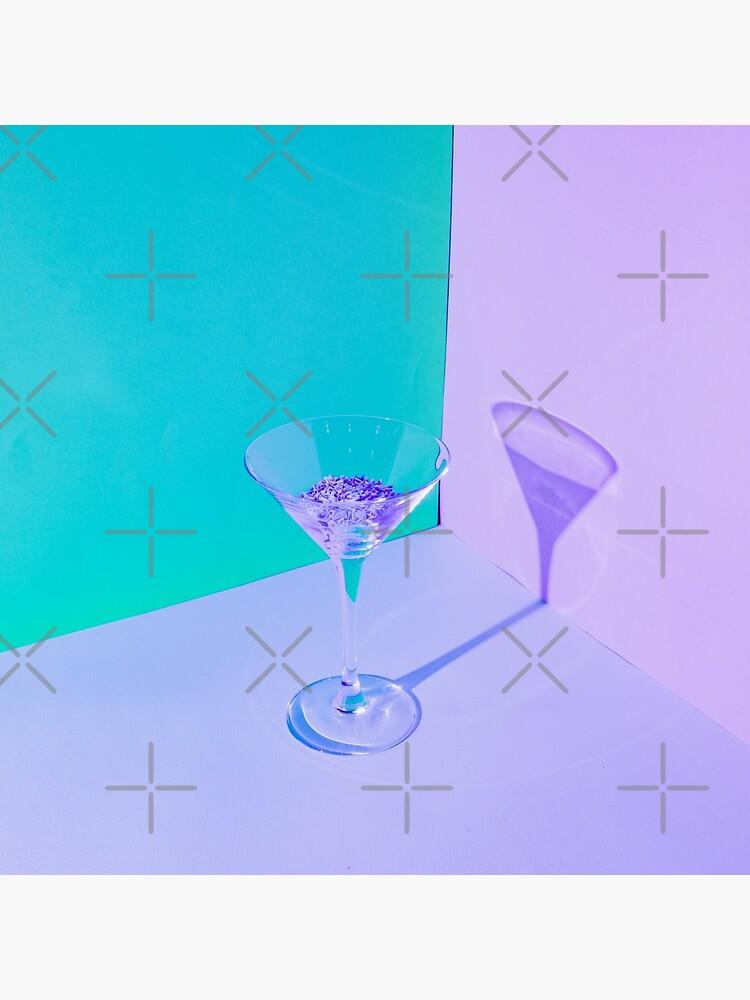 Cocktail glass by KatyaHavok