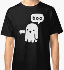 Camiseta clásica Fantasma de desaprobación