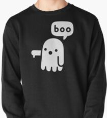 Ghost Of Disapproval Pullover