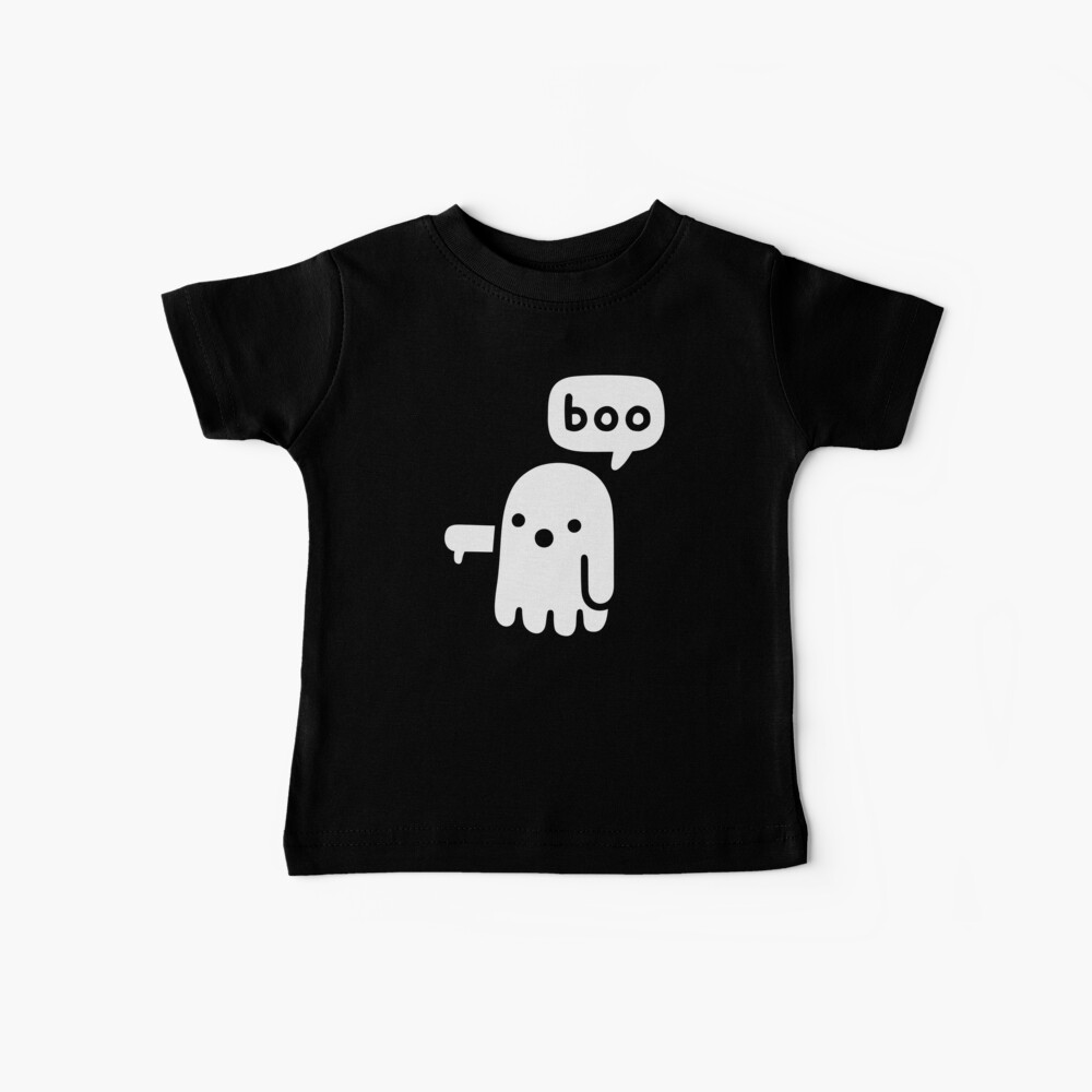 Ghost Of Disapproval Baby T-Shirt
