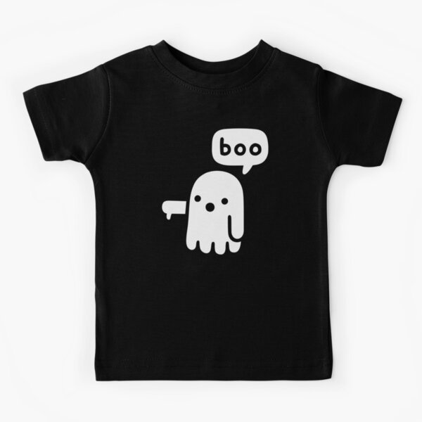 Ghost Of Disapproval Kids T-Shirt