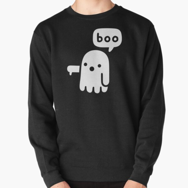 Ghost Of Disapproval Pullover Sweatshirt