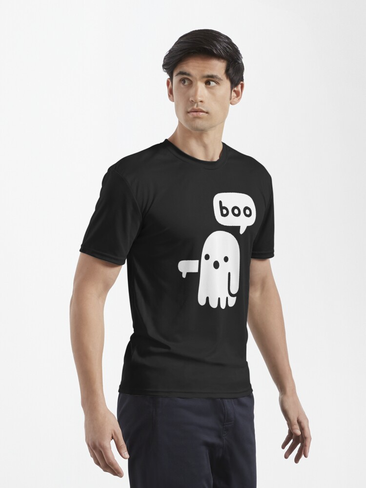 Alternate view of Ghost Of Disapproval Active T-Shirt